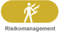 Piktogramm Risikomanagement